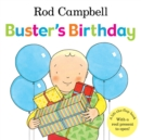 Buster's Birthday - Book