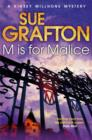 M is for Malice - eBook
