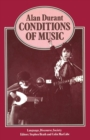 Conditions of Music - Book