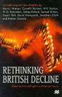 Rethinking British Decline - Book