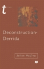 Deconstruction - Derrida - Book