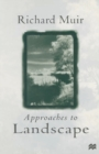 Approaches to Landscape - Book