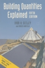 Building Quantities Explained - Book