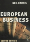 European Business - Book