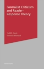 Formalist Criticism and Reader-Response Theory - Book