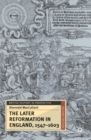 The Later Reformation in England, 1547-1603 - Book
