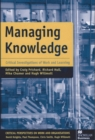 Managing Knowledge : Critical Investigations of Work and Learning - Book