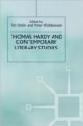 Thomas Hardy and Contemporary Literary Studies - Book