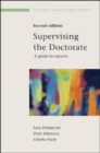 EBOOK: Supervising the Doctorate - eBook