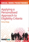 Applying a Personalised Approach to Eligibility Criteria - Book