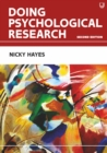 Doing Psychological Research, 2e - eBook