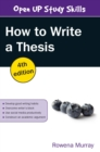EBOOK: How to Write a Thesis - eBook