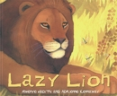 African Animal Tales: Lazy Lion - Book