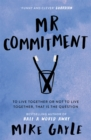 Mr Commitment - Book
