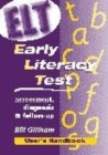 Early Literacy Test Specimen Set : Assessment, Diagnosis and Follow-Up Specimen Set - Book