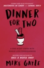 Dinner for Two - Book