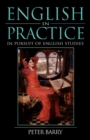 English in Practice : In Pursuit of English Studies - Book