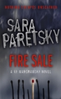 Fire Sale : V.I. Warshawski 12 - Book