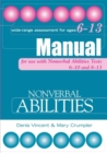 Nonverbal Abilities Tests : Specimen Set - Book