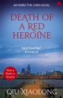 Death of a Red Heroine : Inspector Chen 1 - Book