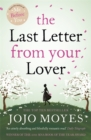 The Last Letter from Your Lover - Book