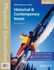 AS/A2 Physical Education: Historical & Contemporary Issues 2nd Edition Resource Pack - Book