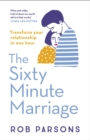 The Sixty Minute Marriage - Book