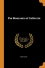 The Mountains of California - Book