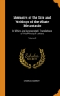 Memoirs of the Life and Writings of the Abate Metastasio : In Which Are Incorporated, Translations of His Principal Letters; Volume 2 - Book