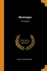Montaigne : The Essays - Book