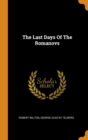 The Last Days of the Romanovs - Book