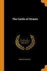 The Castle of Otranto - Book