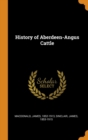 History of Aberdeen-Angus Cattle - Book