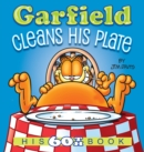 Garfield Cleans His Plate - Book
