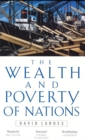 Wealth And Poverty Of Nations - Book