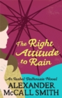 The Right Attitude To Rain - Book