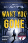 Want You Gone - Book