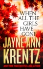 When All the Girls Have Gone - Book