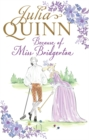 Because of Miss Bridgerton - Book