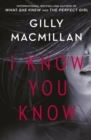I Know You Know : A shocking, twisty mystery from the author of THE NANNY - eBook