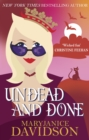 Undead and Done - eBook