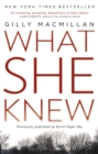 What She Knew : The worldwide bestseller from the Richard & Judy Book Club author - eBook