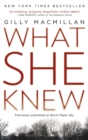 What She Knew : The worldwide bestseller from the Richard & Judy Book Club author - Book