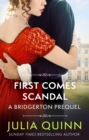 First Comes Scandal - eBook