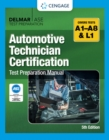 Automotive Technician Certification Test Preparation Manual - Book