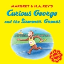 Curious George and the Summer Games - Book