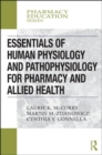 Essentials of Human Physiology and Pathophysiology for Pharmacy and Allied Health - Book