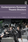 Contemporary European Theatre Directors - Book