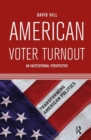 AMERICAN VOTER TURNOUT - Book
