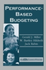 Performance Based Budgeting - Book